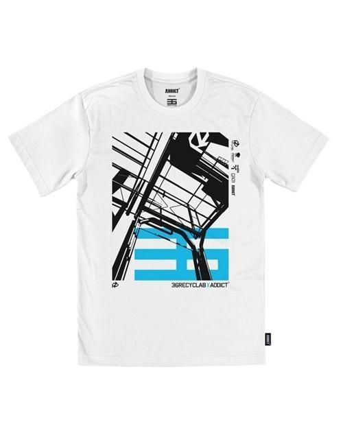 Арт серии футболок Addict. Изображение № 11.