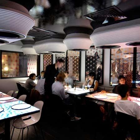 Место есть: Новые рестораны в главных городах мира. Изображение № 129.