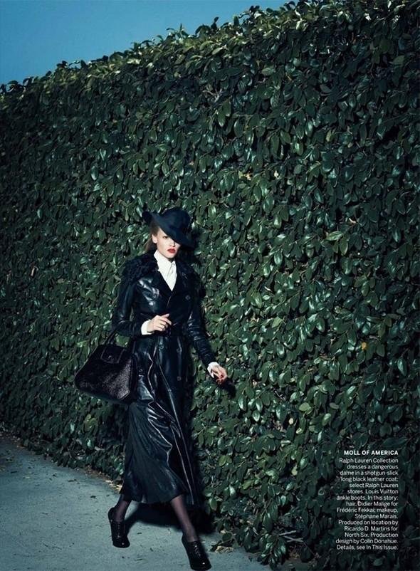 Изображение 42. Съёмки: Harper's Bazaar, Vogue, W и другие.. Изображение № 41.
