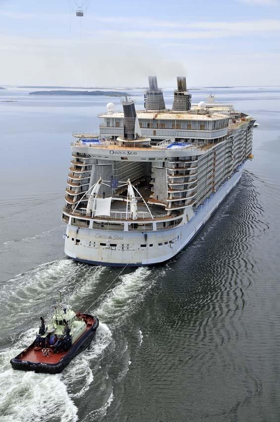 """Крупнейший вмире круизный лайнер """"Oasis ofthe Seas"""". Изображение № 10."""