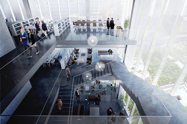Представлен проект третьей повысоте башни Манхэттена. Изображение № 15.
