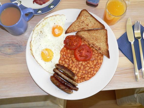 Лучшие завтраки мира. Часть 1. Изображение № 10.