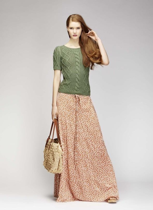 Look-book Gerard Darel SS2011. Изображение № 13.