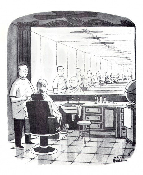 10 иллюстраторов журнала New Yorker. Изображение №16.
