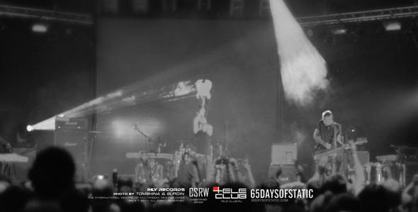 05.11.2011 65 Days Of Static в Екатеринбурге (Tele-Club). Изображение № 1.