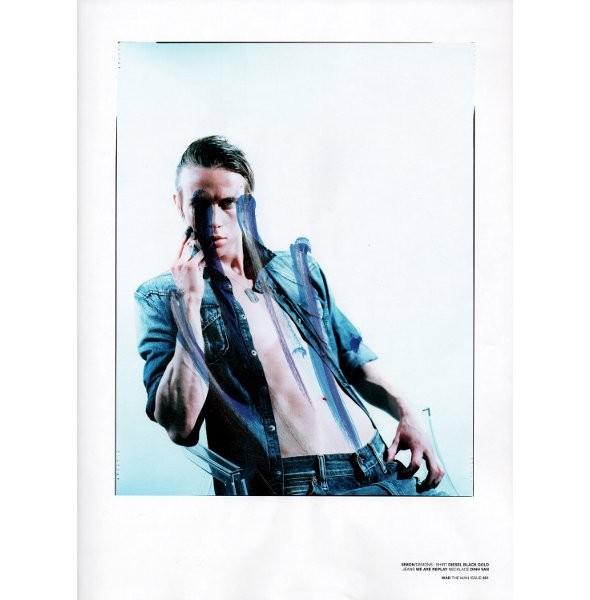 Мужские съемки: VMAN, Dazed & Confused и другие. Изображение № 50.