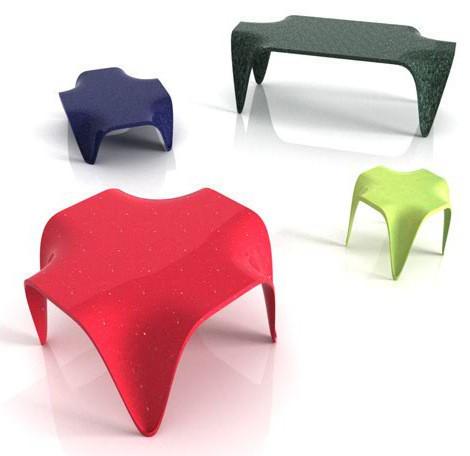 Мебельный минимализм Востока (Miso Soup Design). Изображение № 9.