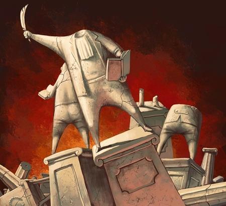 Карикатурный мирDenis Zilber. Изображение № 4.