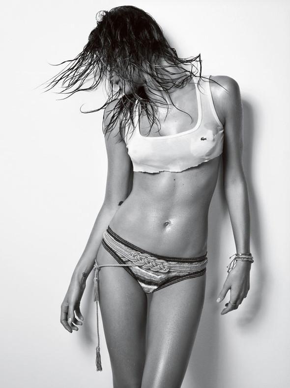 Vogue Homme Brazil Isabeli Fontana by Jacques Dequeke. Изображение № 8.
