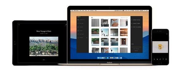 Дизайнер создал концепт приложения VSCO Cam для OS X. Изображение № 11.