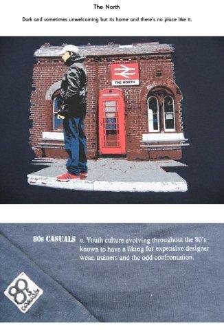 80s Casuals – бренд дляпонимающих. Изображение № 7.