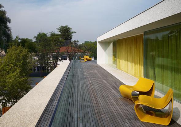 Panama House, SaoPaulo, Бразилия. Изображение № 1.