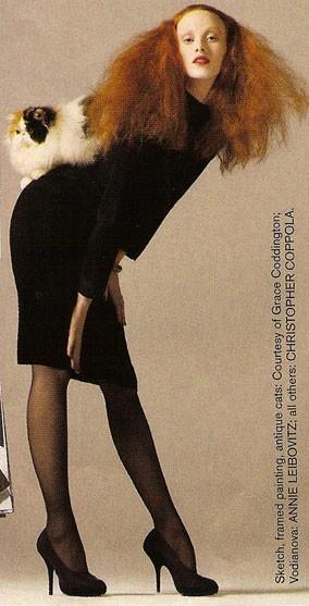 Грейс Коддингтон в шоу у Марты Стюарт. Изображение № 3.