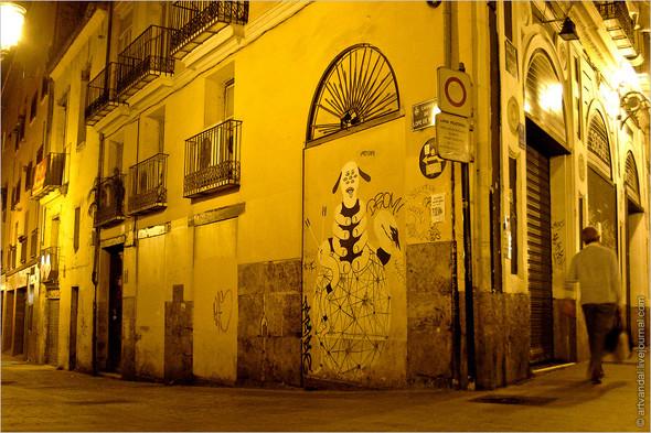 Стрит-арт и граффити Валенсии, Испания. Изображение № 44.