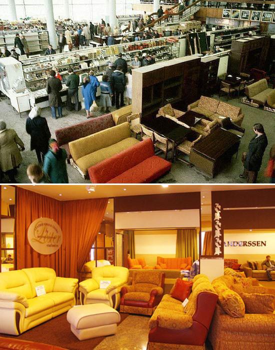 Как изменились прилавки магазинов за 20 лет. Изображение № 15.