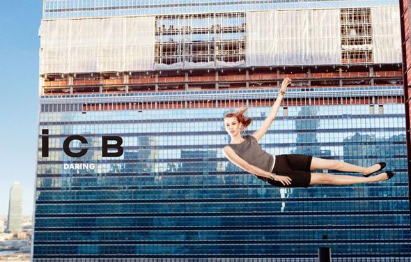 Изображение 6. 2 новые кампании : Burberry & iCB.. Изображение № 6.