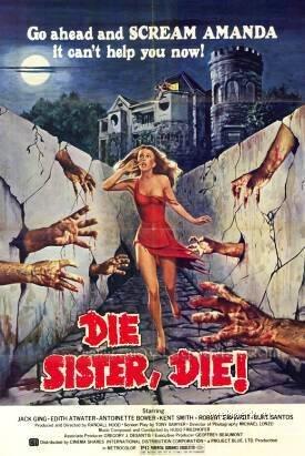 Старые постеры фильмов ужасов!. Изображение № 8.
