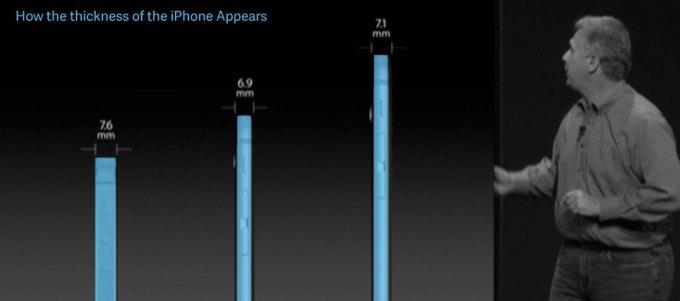 Журналист назвал толщину iPhone 6 обманом. Изображение № 2.