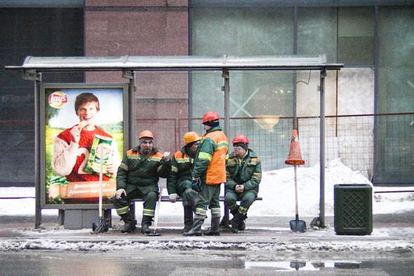 Изображение 17. Moscow street look.. Изображение № 17.