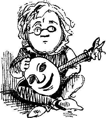 Карикатуры на писателей. Изображение № 7.