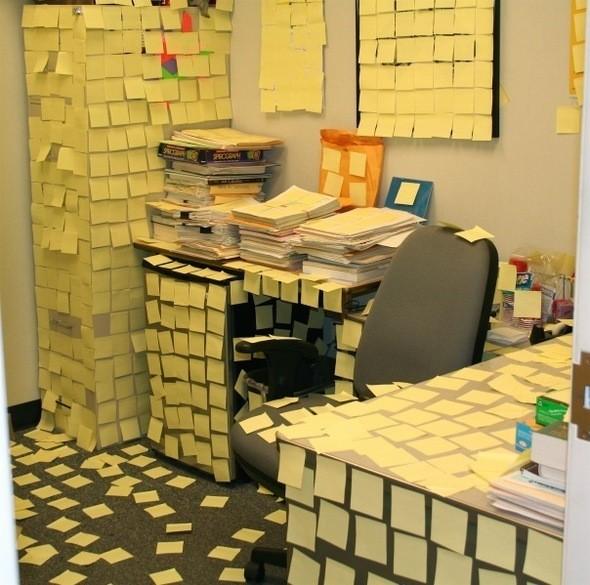 Изображение 39. Креативная реклама Post-it.. Изображение № 38.