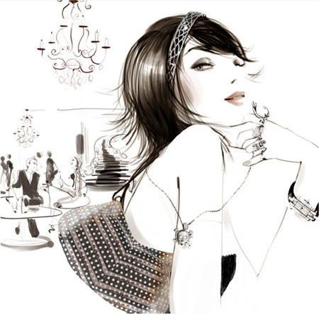 Иллюстрации Sophie Griotto. Изображение № 10.