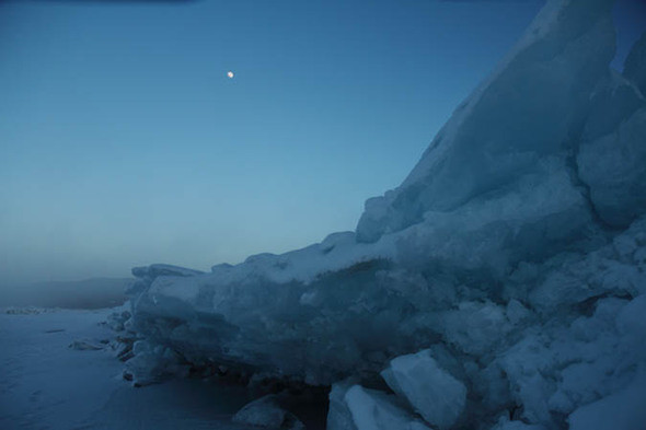 Изображение 49. Самый большой в мире Art-объект на Байкале.. Изображение № 28.