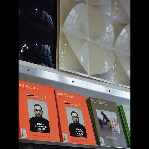 АРТПАРАД представляет: Берлинский дневник Лизы Шахно #2. Изображение № 10.