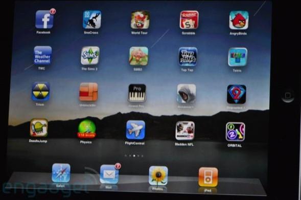 Презентация нового продукта iPad от Apple. Изображение № 20.