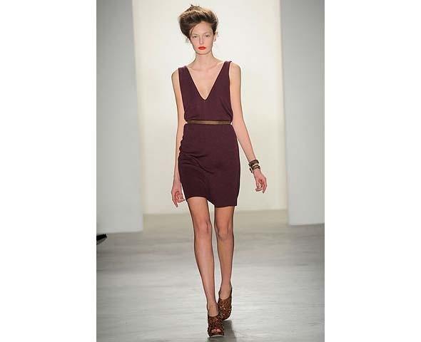 Неделя моды в Нью-Йорке: второй день. Изображение № 30.