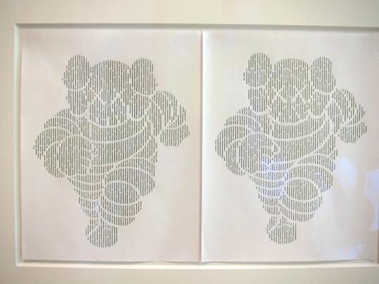 Выставка художника и дизайнера KAWS. Изображение № 18.