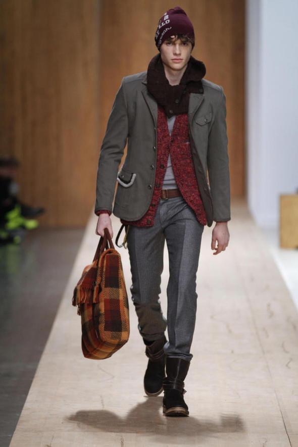 Изображение 21. Milan Fashion Week. Часть 2.. Изображение № 21.