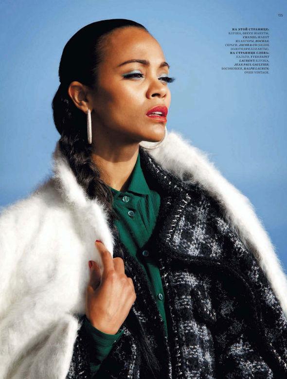 Изображение 9. Съёмки: Harper's Bazaar, Vogue, W и другие.. Изображение № 9.
