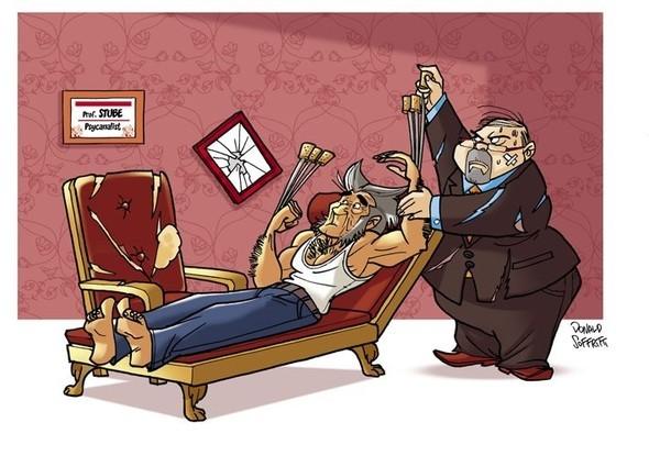 Что случается с супергероями, когда они на пенсии?. Изображение № 21.