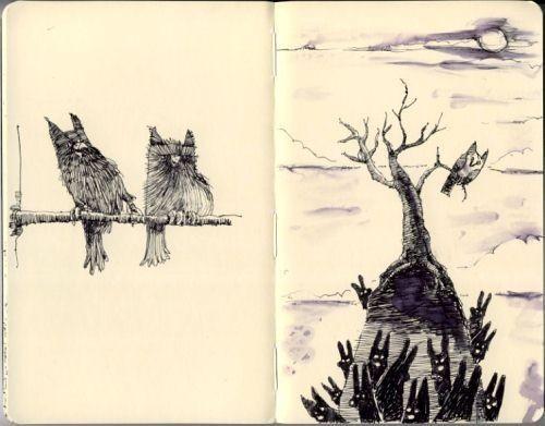 Moleskine Art. Изображение № 21.