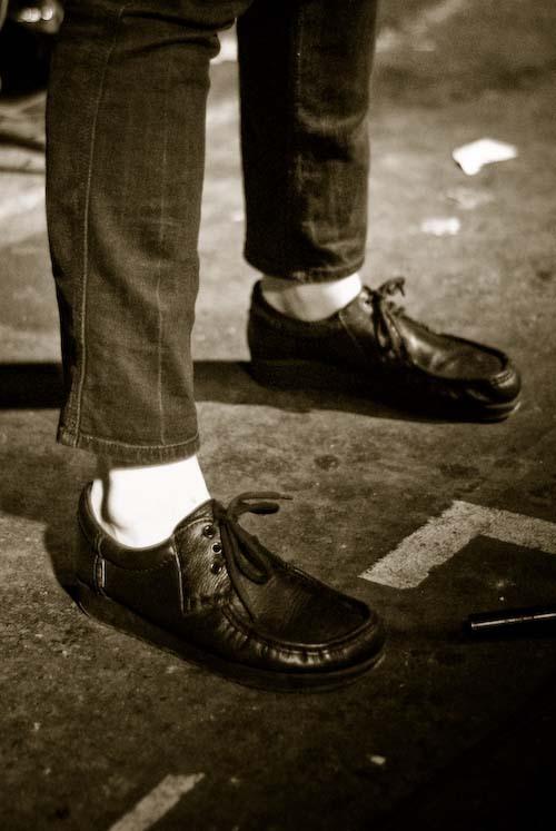 Кноге – Обувь музыкантов!. Изображение № 8.