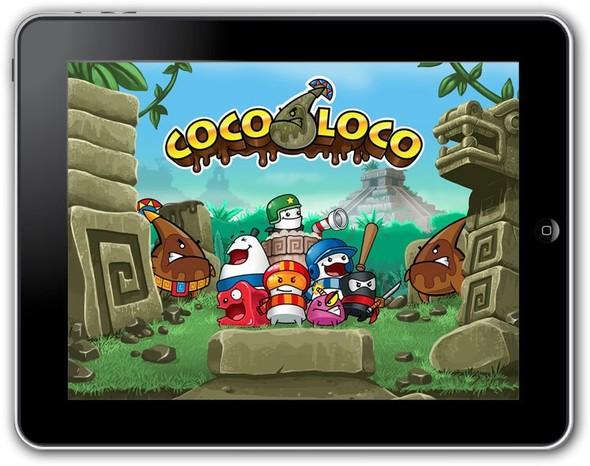 Coco Loco или приключения зефирчиков. Изображение № 1.