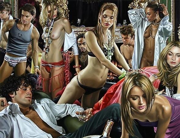 Изображение 47. Терри Роджерс выбрал для своего творчества тему молодежных фетишей: желание во всех ее переизбытках.. Изображение № 47.