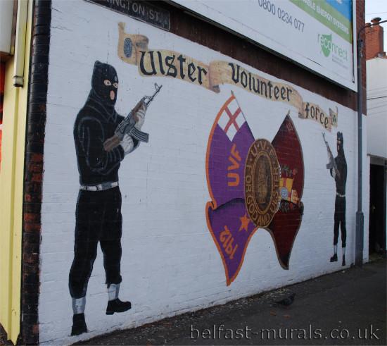 Граффити Ольстера. Изображение № 66.