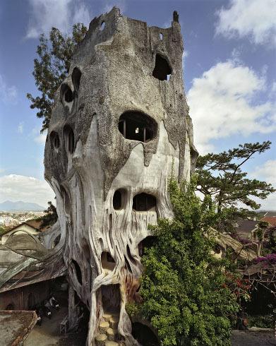 Crazy house Dalat. Изображение № 14.
