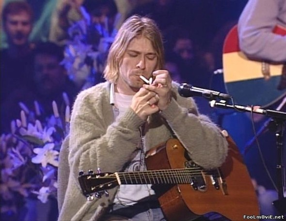 Nirvana - Unplugged In New York. Изображение № 3.