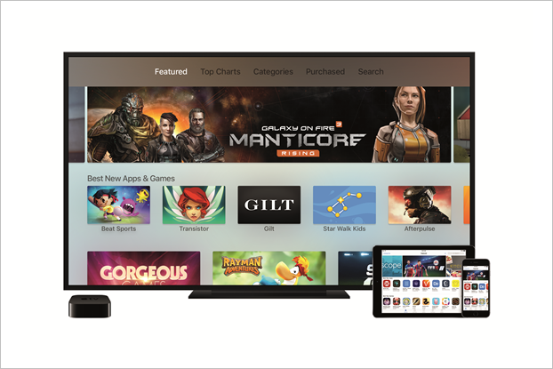 С российскими киносайтами начали переговоры об Apple TV. Изображение № 1.