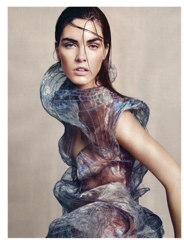 5 новых съемок: Elle, Harper's Bazaar, Numero и Vogue. Изображение № 14.