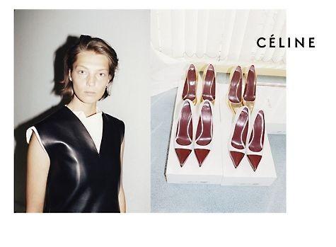 Кампании: Balenciaga, Celine, Dolce & Gabbana и другие. Изображение № 9.