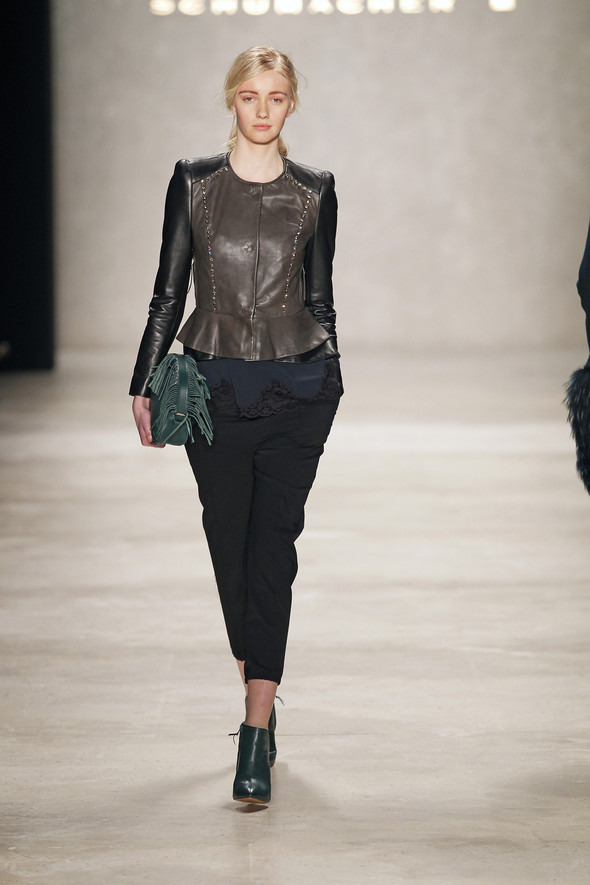 Berlin Fashion Week A/W 2012: Schumacher. Изображение № 37.