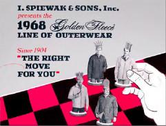 Краткая иллюстрированная история бренда Spiewak. Изображение № 12.