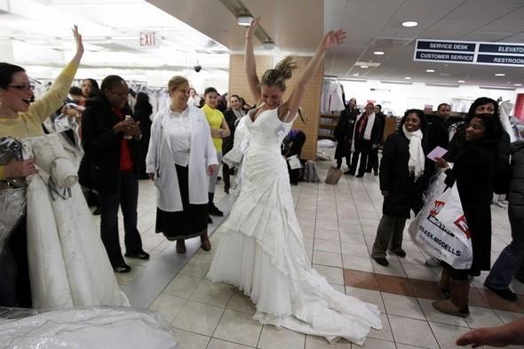 Свадебный переполох. Изображение № 7.