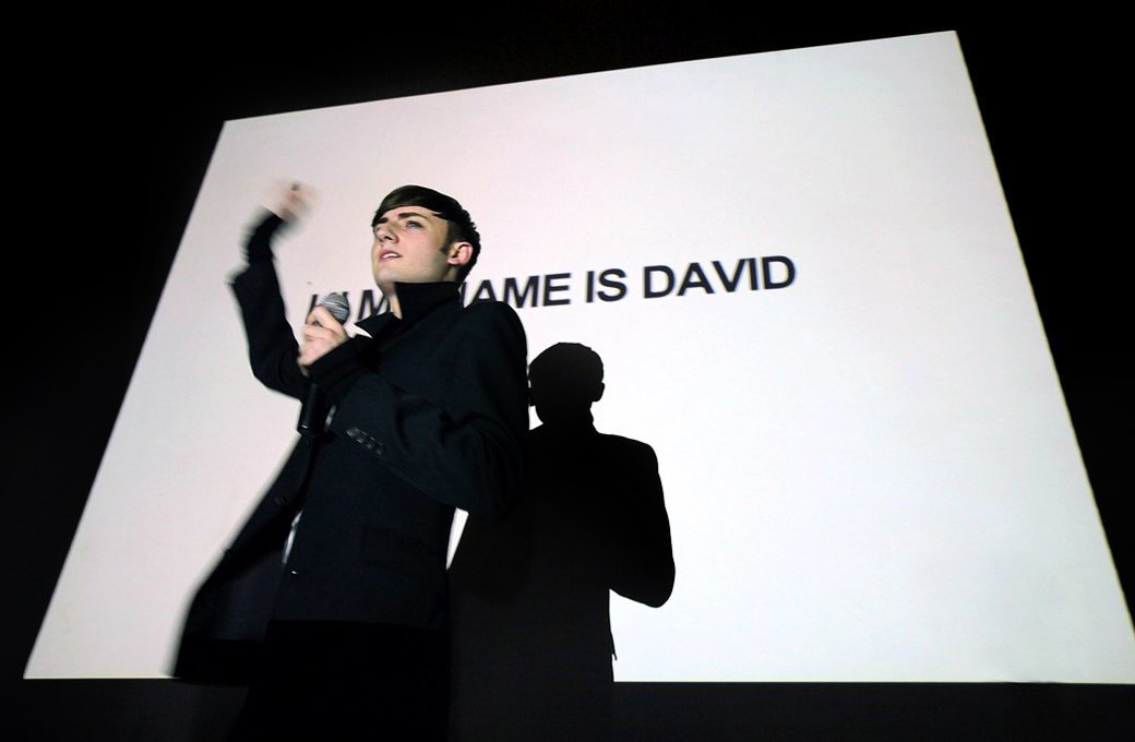 Дэвид О'Рейли,  режиссер и 3D-аниматор. Изображение № 1.