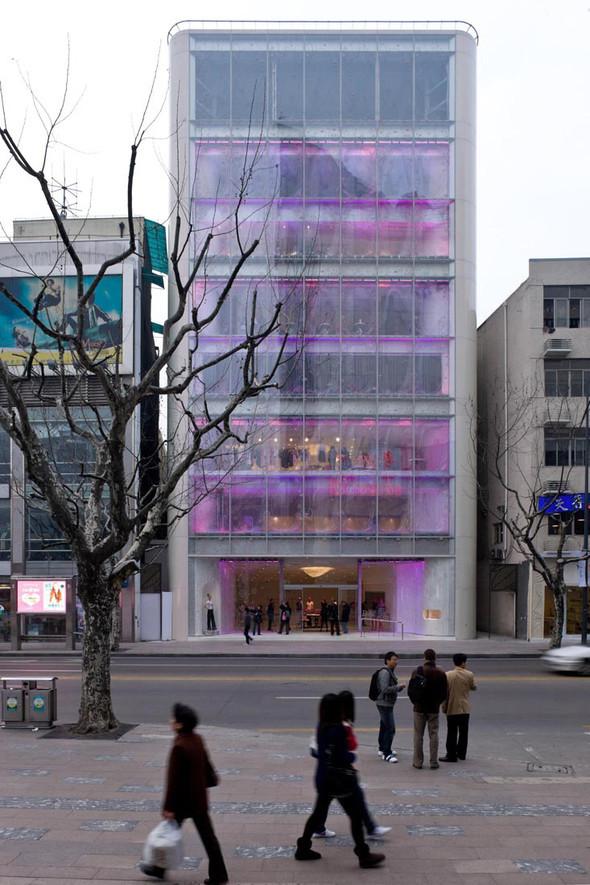 Огромный магазин Barbie вШанхае!. Изображение № 3.