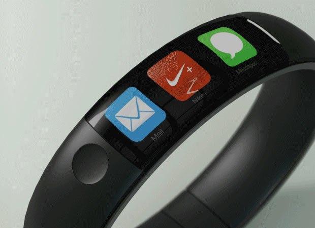Концепт недели: «Умные» часы Nike + Apple. Изображение № 5.